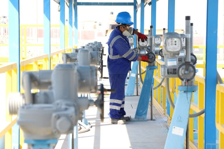 Trabajadores de EPS administradas por OTASS garantizan abastecimiento
