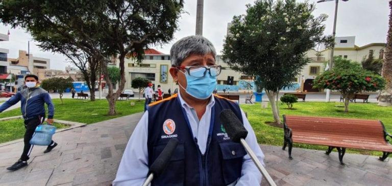 ONPE autoriza venta de kit de revocatoria contra alcalde de Ilo Gerardo Carpio