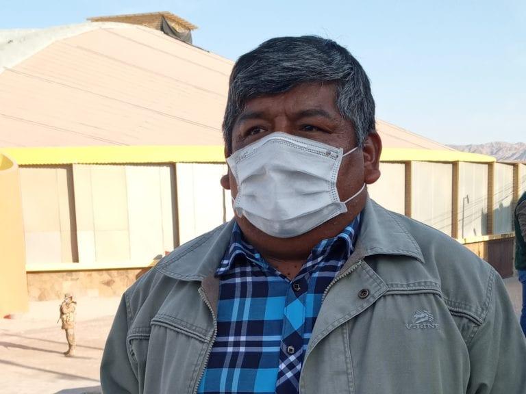 Retomarán fumigación en Moquegua contra el coronavirus