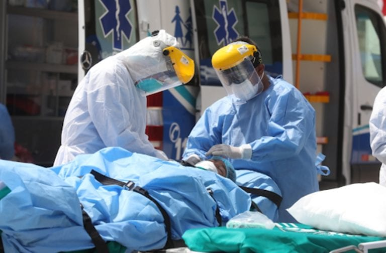 Covid-19 en Arequipa: 29 muertos y 2501 contagios en un solo día