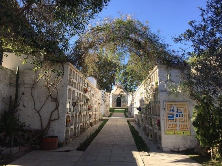 Cementerios no abrirán sus puertas los días 1 y 2 de noviembre en Moquegua