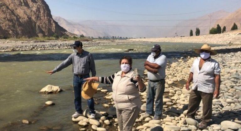Pedirán declaratoria de emergencia de la provincia de Islay por contaminación del río Tambo