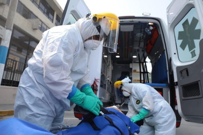A 3 se eleva la cifra de fallecidos por coronavirus en la provincia de Ilo