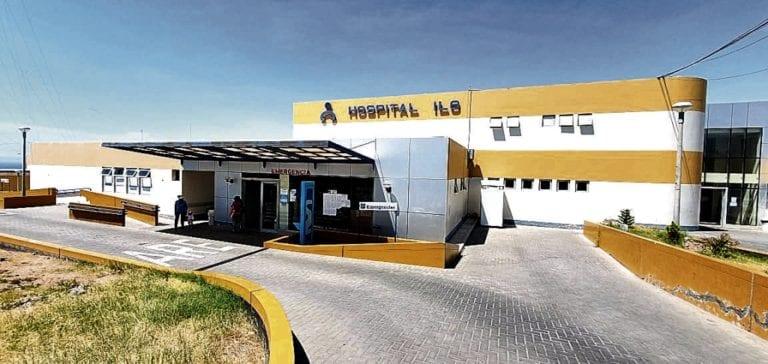 Trabajadores de Hospital Ilo piden intervención del Ministerio Público