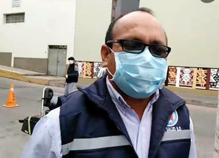 Plataforma de Defensa Civil decide reconocer y felicitar al personal y jefe de la Red de Salud Ilo