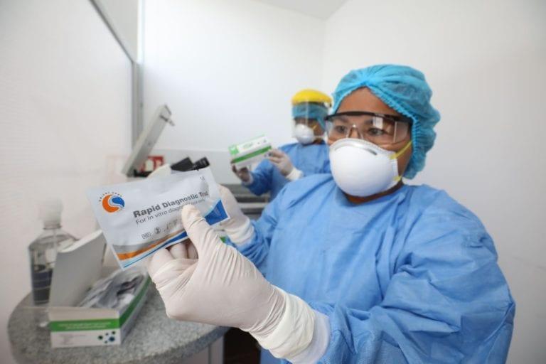 Protocolo de salud de Southern Peru detecta primer caso asintomático de Covid-19