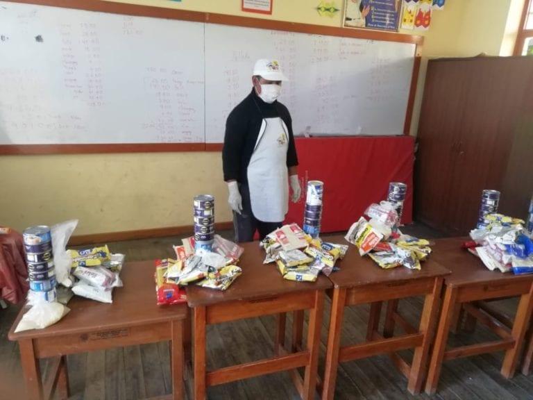 Qali Warma atendió con servicio alimentario a casi 2 mil 500 escolares