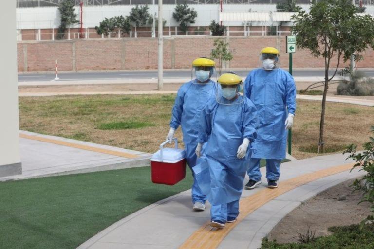 1,200 fallecidos y 42,534 casos con COVID-19 al día 48 del estado de emergencia en el Perú