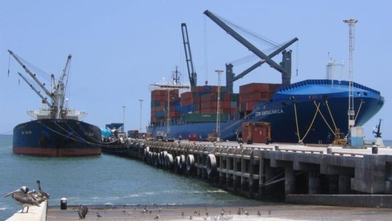 MTC: se fortalece el transporte marítimo de cabotaje en el sur del país