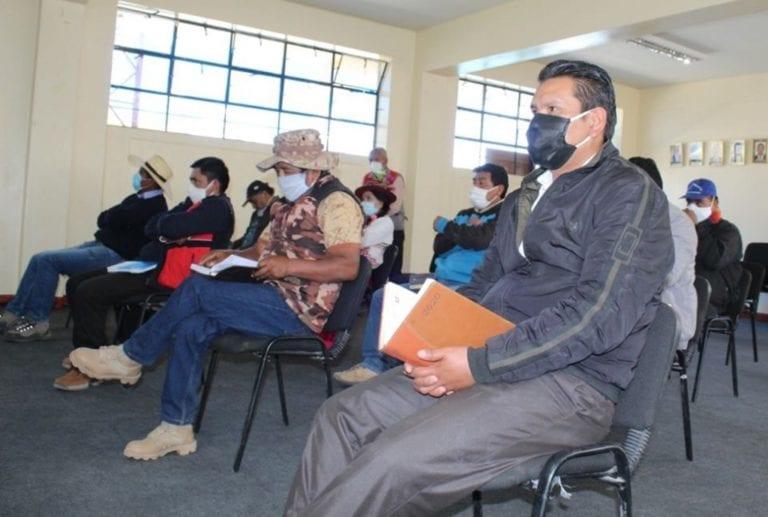 Alcaldes priorizan proyectos a ser financiados por el Fondo de Desarrollo de Moquegua