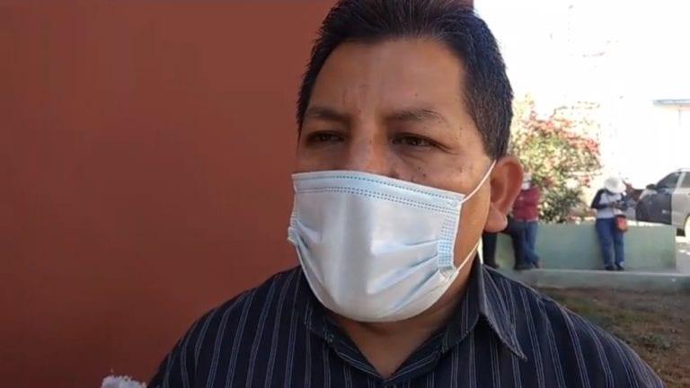 """Richard Domínguez: """"Suspensión de alcalde no procede, al no existir argumentos"""""""