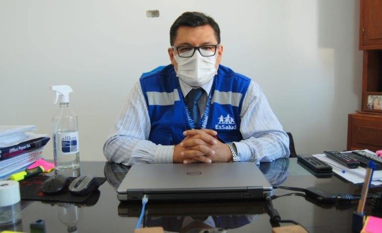 La próxima semana iniciará atención el hospital de contingencia de EsSalud