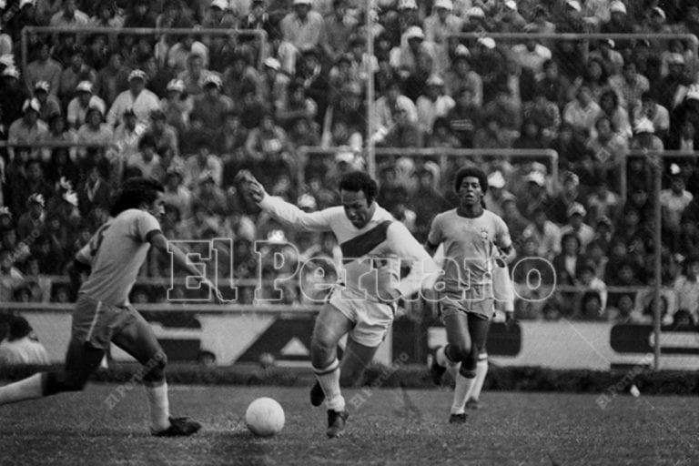 El fútbol peruano llora la muerte de Enrique «loco» Cassaretto