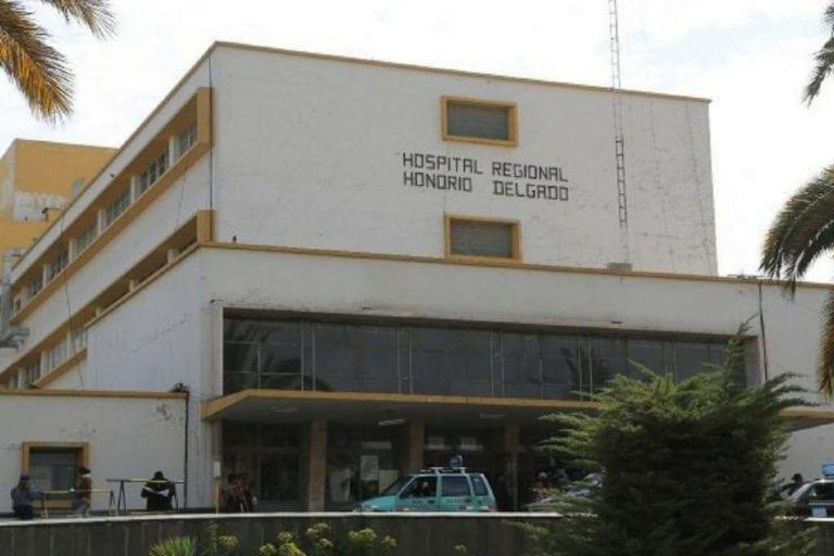 Adulto mayor con Covid-19 se suicida en hospital Honorio Delgado