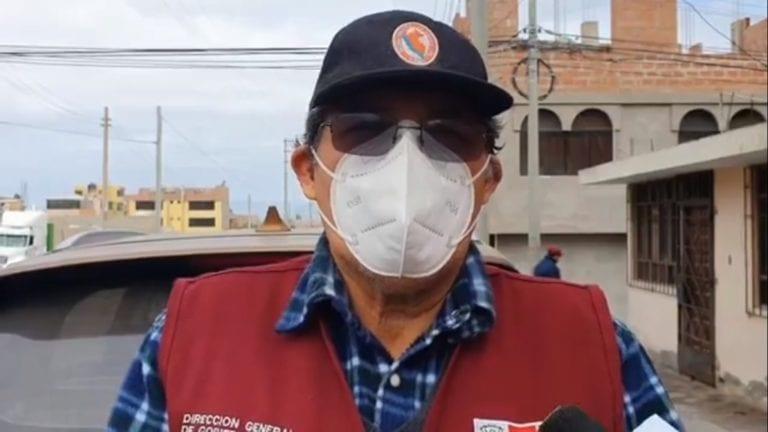 """Oscar Vargas: """"No he renunciado, solo he puesto mi cargo a disposición"""""""