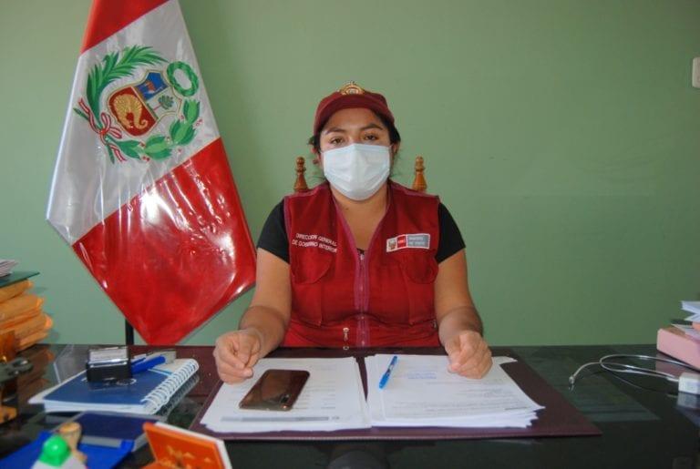 Aceptan renuncia de Gilia Gutiérrez como prefecta regional