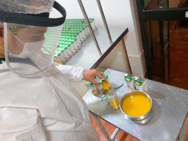 Qali Warma inicia segunda entrega de alimentos a más de 19 mil escolares de Moquegua