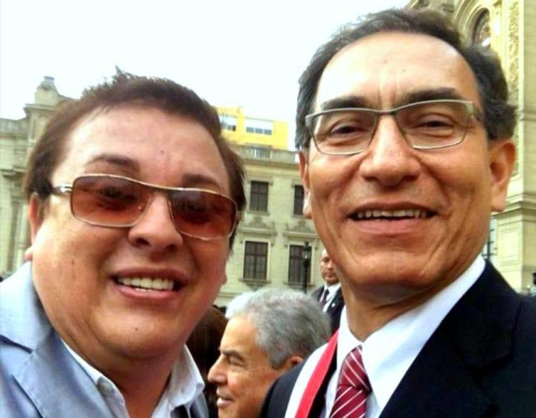 "Caso ""Richard Swing"": Fiscal Janny Sánchez encontró hechos de connotación penal que vincularían a Martín Vizcarra"