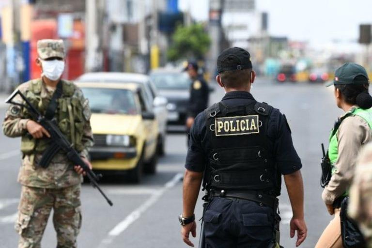 TRINQUETES POLÍTICOS:Solos con Arequipa en nivel muy alto