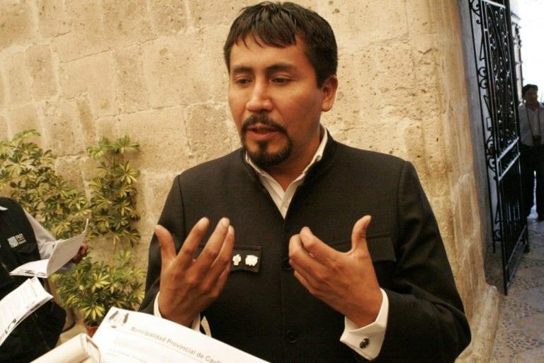 Cáceres Llica rendirá cuentas a la región