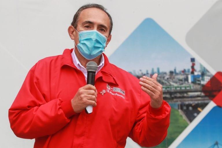 Arranca Perú: Ministro Estremadoyro anunció S/140 millones para Moquegua