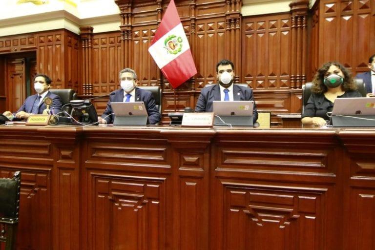 Mesa Directiva del Congreso rechazó pedido del presidente Vizcarra para adelantar fecha de presentación por vacancia