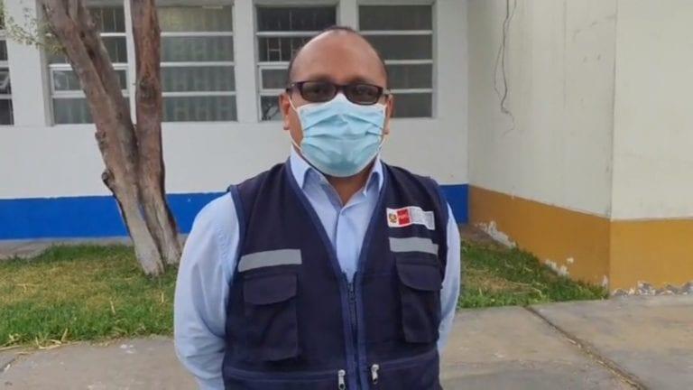 Percy Huancapaza señala que enlace del MINSA prácticamente lo habría amenazado