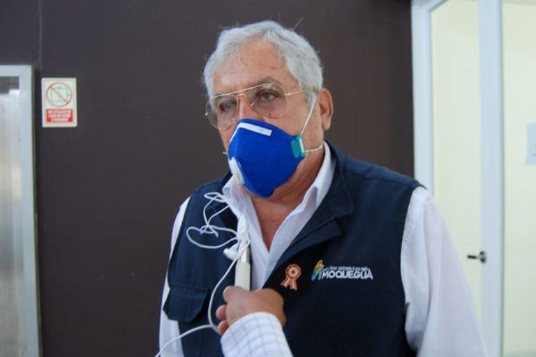 Dejan sin personal y movilidad al vicegobernador Jorge Lama Córdova