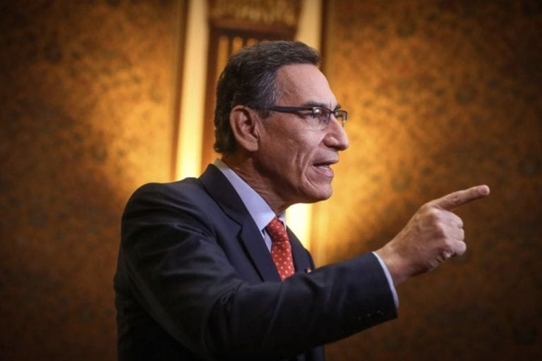 Poder Judicial rechaza prisión preventiva contra Martín Vizcarra