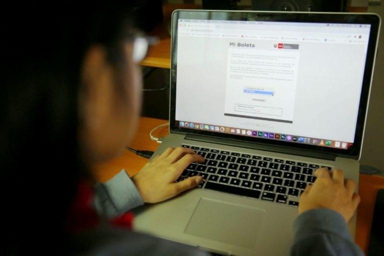 Minedu: docentes y administrativos podrán acceder a sus boletas de pago de manera virtual