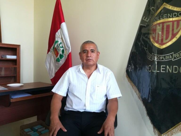 Ex director de la I.E. Deán Valdivia: Falleció el magíster Alberto Figueroa Díaz