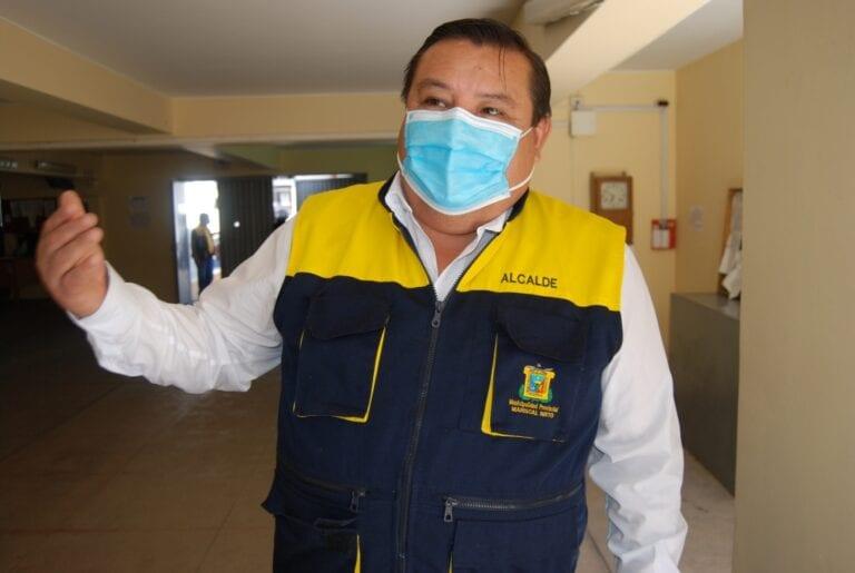 Alcalde Abraham Cárdenas no se quedará con los brazos cruzados