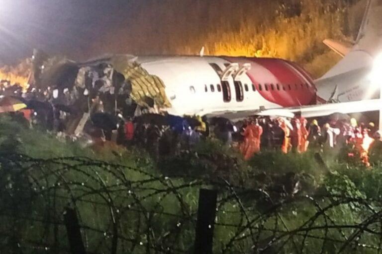 16 personas murieron en accidente de aviación en India