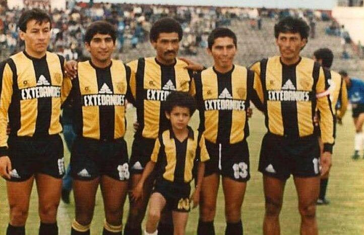 Cabalgata Deportiva: MOLLENDINOS Y EL AURORA DEL 89'