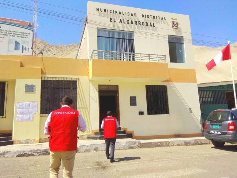 Alcalde y regidores de El Algarrobal ocasionaron perjuicio al subirse sueldos