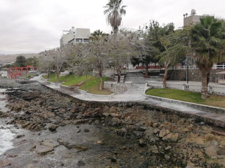 Ilo: Malecón costero se ha convertido en foco infeccioso