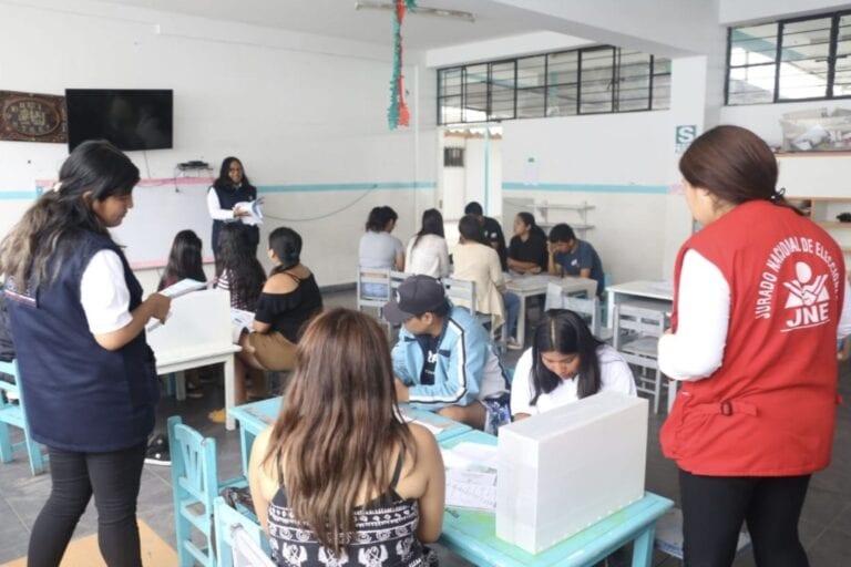 Elecciones 2021: más de 25.2 millones de peruanos participarán en proceso electoral