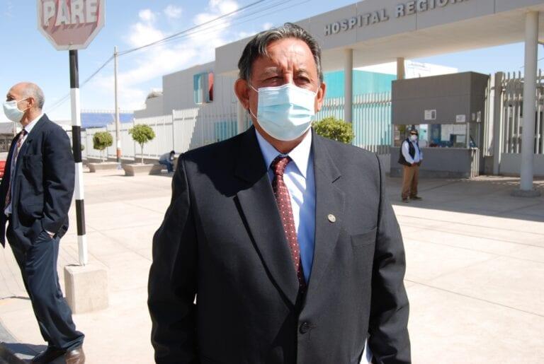 Confesión de parte: Jefe de Salud usó camioneta para la lucha contra la pandemia para fines personales