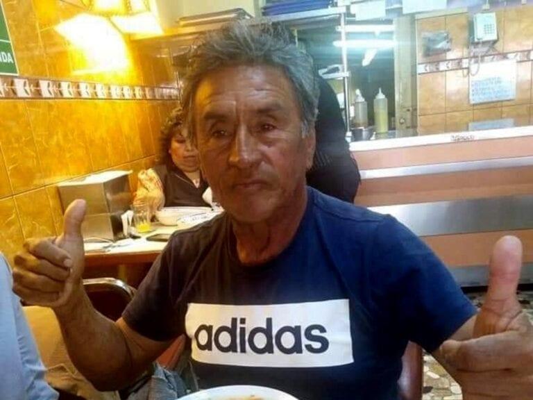 """Fallece """"Rambo"""" conocido ciudadano mollendino"""