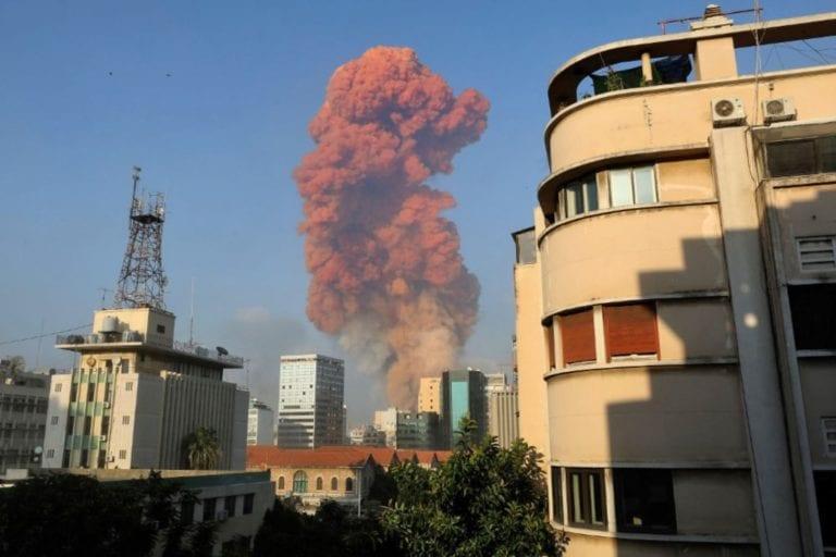 Explosión en Líbano causa más de 73 muertes y 3,700 heridos