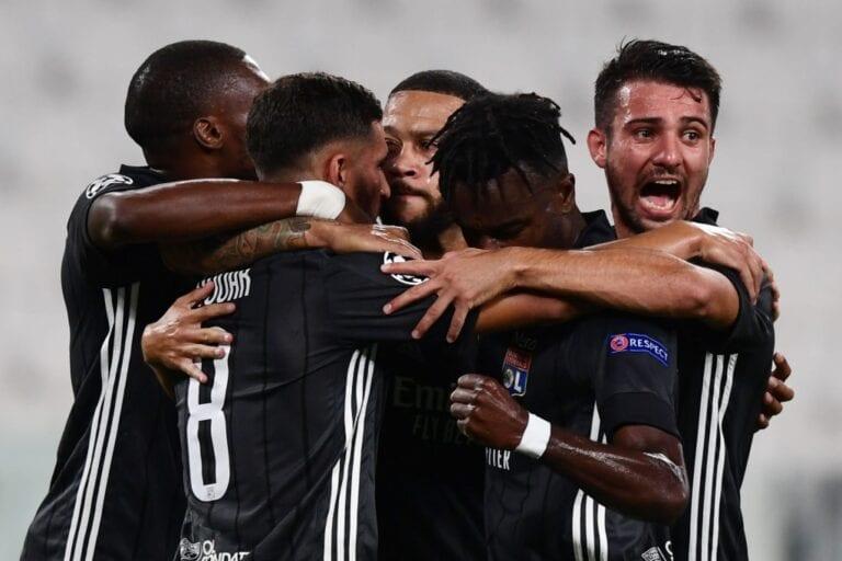 Champions League: Lyon sobrevive a Cristiano y elimina al Juventus