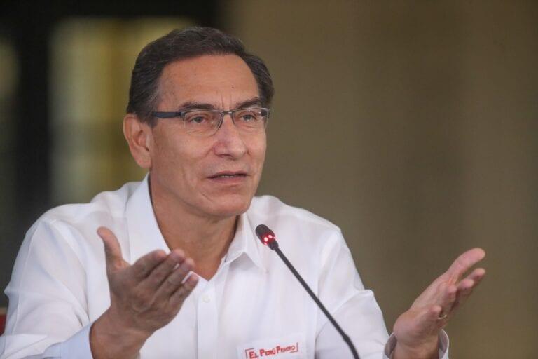 Perú coordina con cinco laboratorios adquisición de 30 millones de vacunas