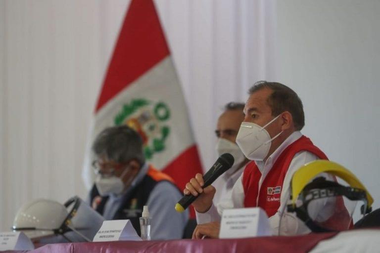 Ciudadana denuncia ante ministro de Defensa mala atención en Hospital de EsSalud Ilo