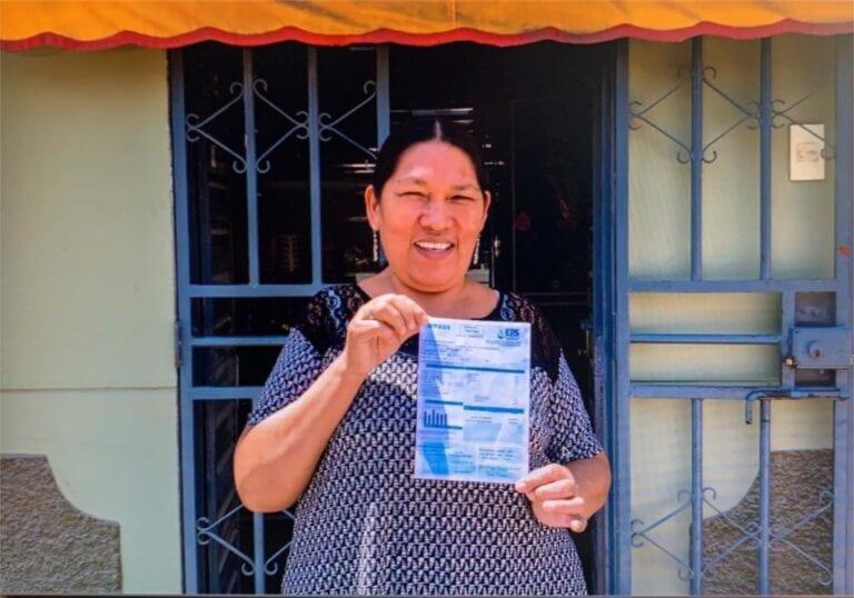 EPS Moquegua reinicia el reparto de recibos en físico a más de 23 mil usuarios