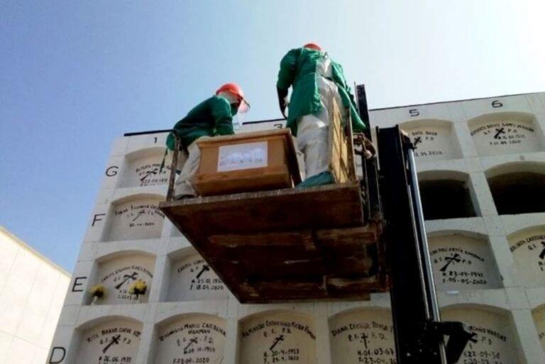 Moquegua: 66 fallecidos más e igualaremos los fallecidos del mes de julio