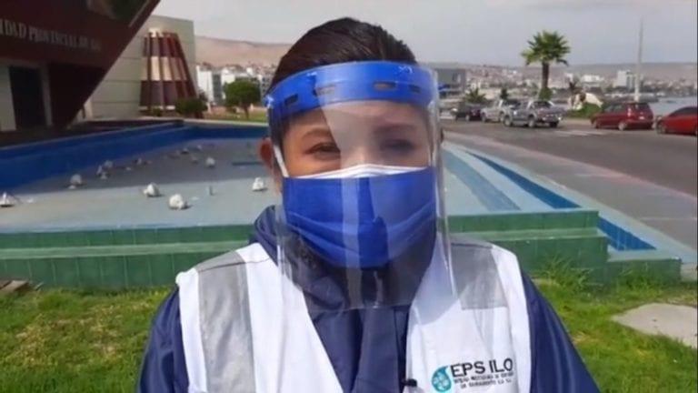 Gerente de la EPS asegura que realizan trabajos de protección de bocatomas