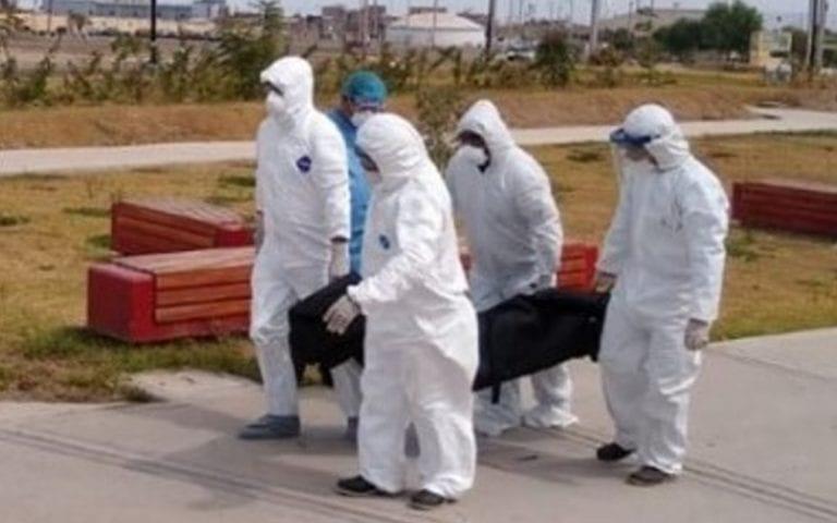 No existe evidencia de que el cadáver de un paciente Covid -19 sea infeccioso
