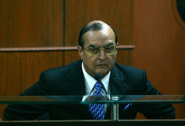 Vladimiro Montesinos fue trasladado al Penal Ancón II «hasta el fin de su condena»
