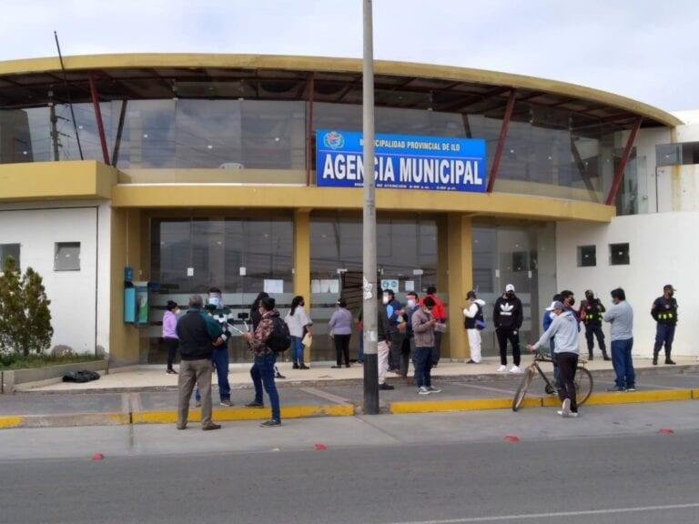 Moradores de PROMUVI critican a Agencia Municipal al desconocer acuerdos