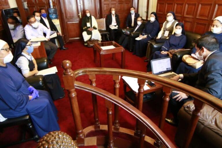 Frepap presenta proyecto de Ley que evita la reelección de congresistas